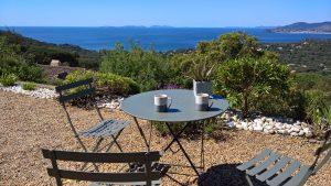 Café im Garten