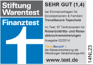 Testsieger Stiftung Warentet