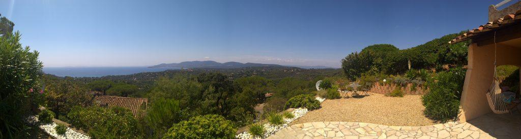 Panorama Garten